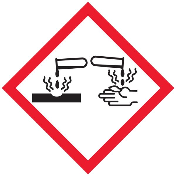 whimis corrosion pictogram