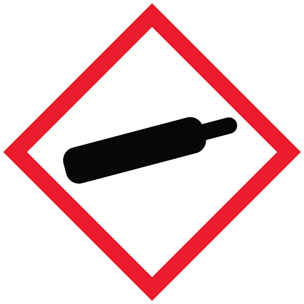 whimis gas cylinder pictogram