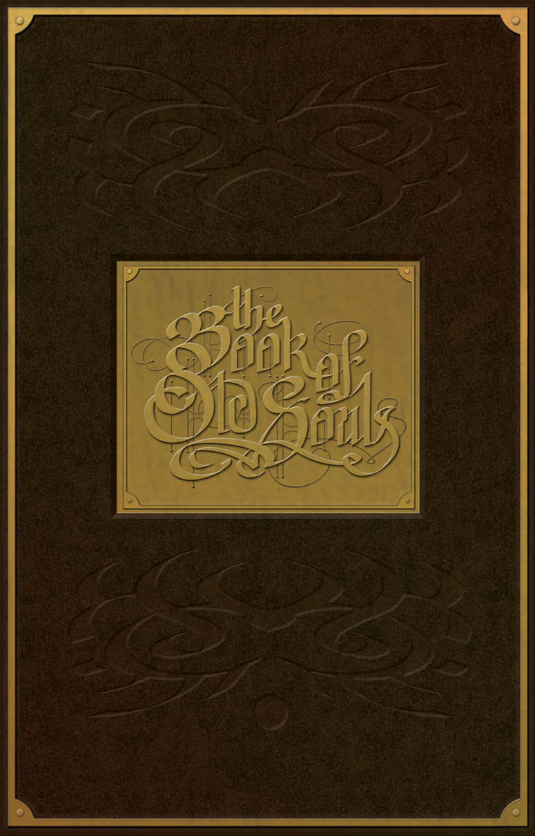 The Book of Old Souls- cover